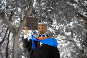 scoring a bursary from SA's top Universities