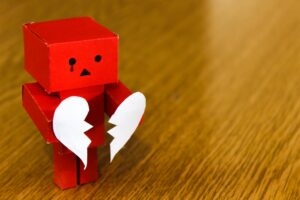 dealing with a break-up